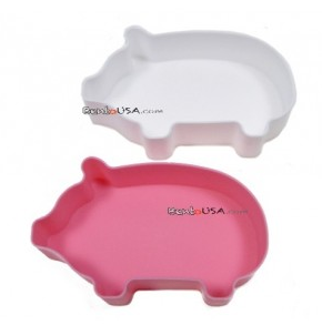 Pig silicone cup