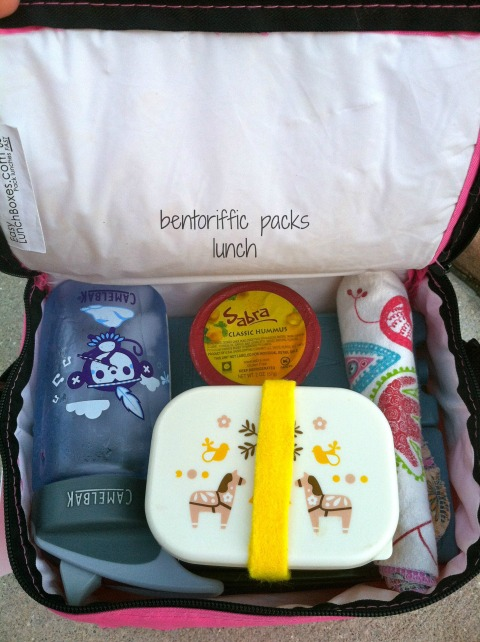 Packed lunch by bentoriffic