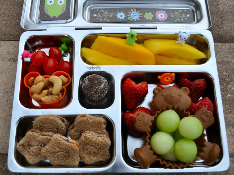Bentoriffic- bear bento lunch
