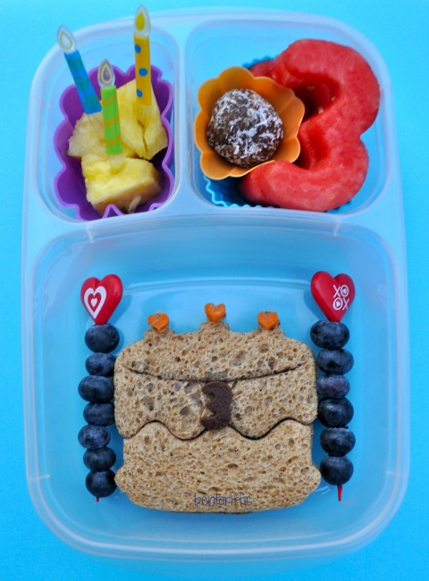 Bentoriffic- Three Years Old bento