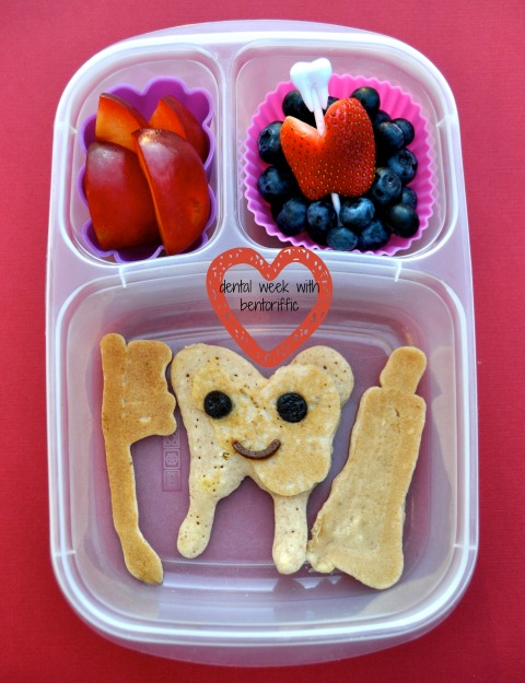 Bentoriffic-dental bento for dental week