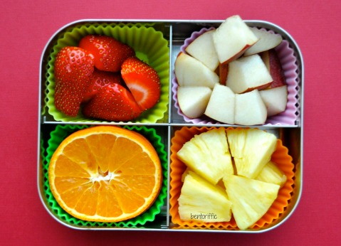 Bentoriffic fruit snack bento